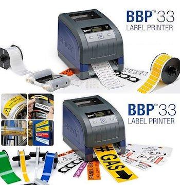 Brady BBP33 Etikettendrucker