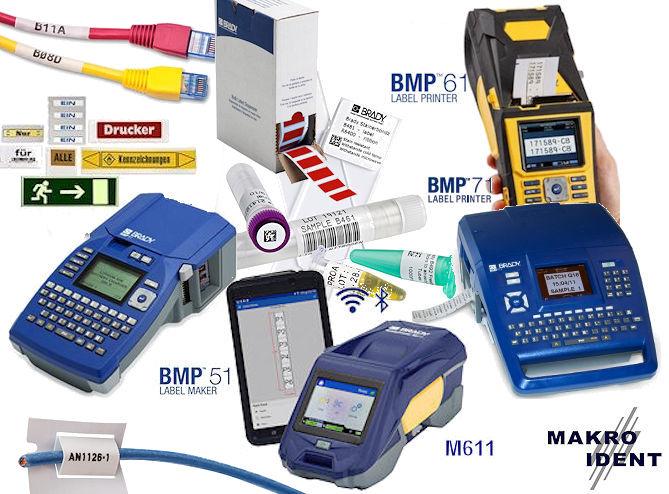 Mobile-und-Desktop-Etikettendrucker Mobile Etikettendrucker für Industrie, Labor und andere Branchen