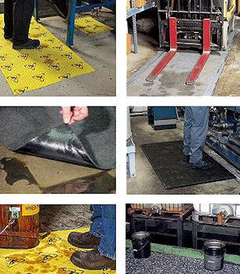 SPC-Bodenschutzmatten Bodenschutzmatten für saubere und trockene Böden