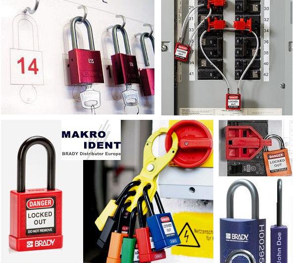 Sicherheitsschlösser Standard oder individuell nach Kundenwunsch