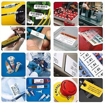 Brady Etiketten und Schilder für Labor und Industrie