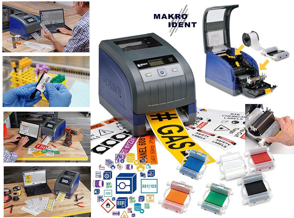 brady-i3300-etikettendrucker Etikettendrucker BradyPrinter i3300 mit sehr einfacher Bedienung