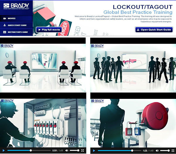 lockout-tagout-schulungsprogramm Arbeitssicherheit: Effektives Lockout-Tagout Schulungsprogramm