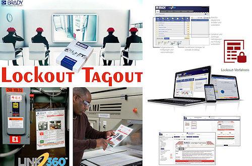 lockout-verfahren Lockout-Tagout Prozeduren (Verfahrensanweisungen) erstellen mit LINK360