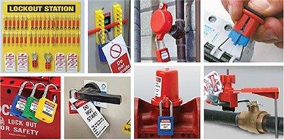 Lockout Tagout – Effektive Kontrolle von gefährlichen Energiequellen