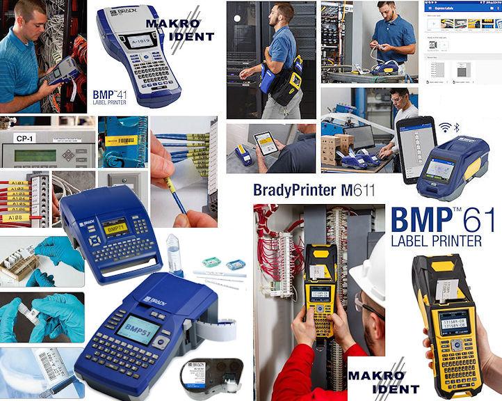 mobile-brady-etikettendrucker02 Mobile Etikettendrucker – Tragbar, als Handy-Drucker oder für PC nutzbar