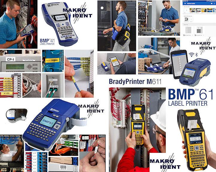 mobile-brady-ettikettendrucker Mobile Brady-Etikettendrucker für Industrie und Labor