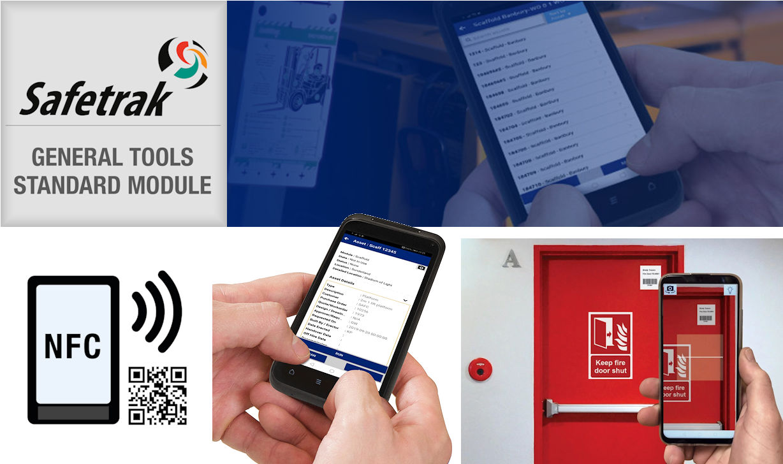 Schnellere, digitale Inspektionen mit der MobileApp Safetrak