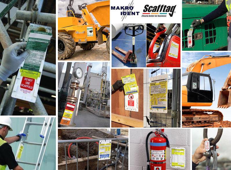 Sicherheitskontrollsysteme für Inspektion, Wartung und Instandhaltung