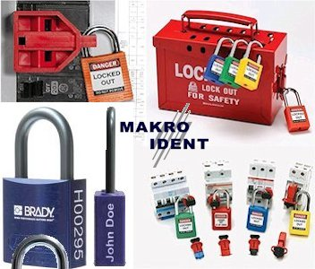 Sicherheitsschlösser mit Gravur und unterschiedlichen Schlüsseleinteilungen